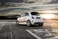 Picture Yamaha, Racing, Edition, Abarth, Anniversary, Back, Factory, 50th, Static, 595