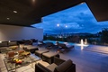 Picture city, pool, evening, luxury, terrace