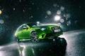 Picture Jawa, RS4, Audi, Light, Before, Green, Rain
