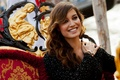 Picture beautiful, Italy, celebrity., Berenice Marlohe, actress, model, smile, Bérénice Marlo, mood, Venice, beauty, French, celebrity