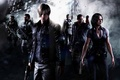 Picture team, smoke, weapons, Jake, fighters, Leon Scott Kennedy, Helena Harper, Chris Redfield, Helena Harper, Jake, ...